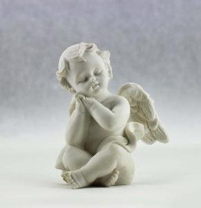 baby angel wings love serene