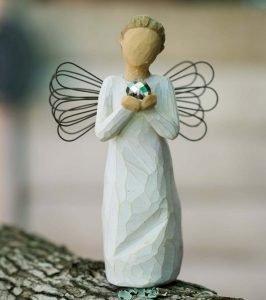 angel healing love white divine